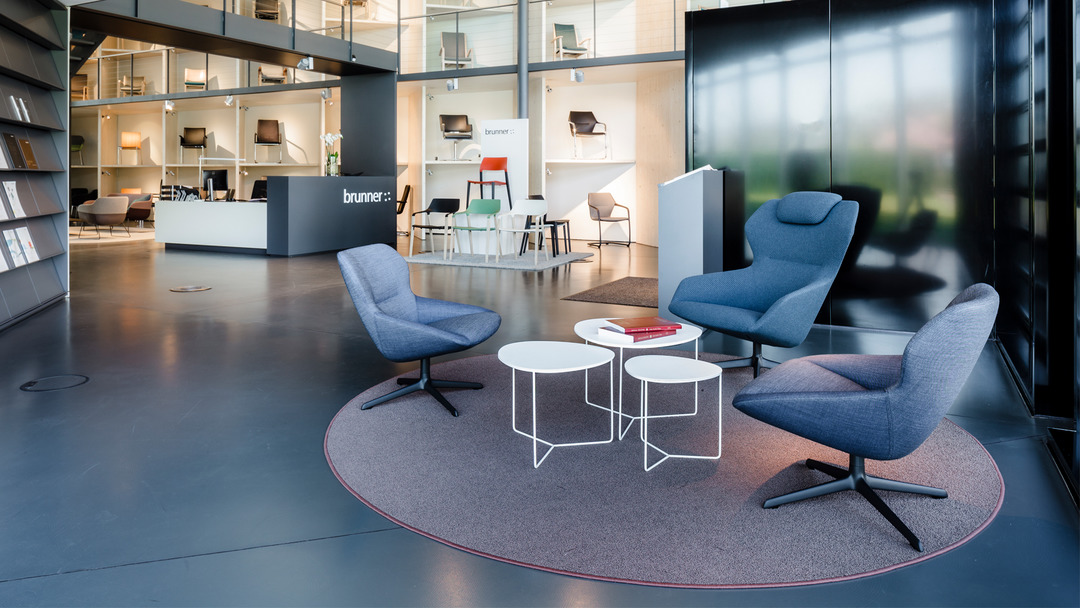 Brunner Group - Contract furniture